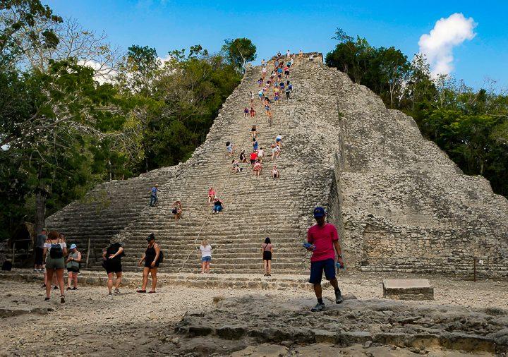 coba à la carte, Excursions francophone, coba, site archéologique, tours, excursions, yucatan, visiter, découvrir