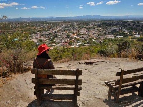 Peña de Bernal, route des vins du mexique, queretaro, bernal, découvrir le mexique, séjour au mexique, mexico